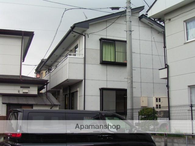 福島県二本松市、二本松駅徒歩1分の築19年 2階建の賃貸アパート