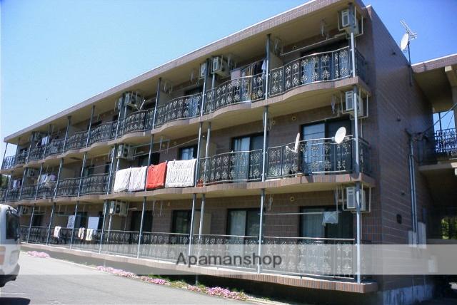 福島県二本松市、二本松駅徒歩23分の築19年 3階建の賃貸マンション