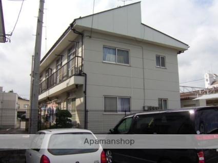 福島県二本松市、二本松駅徒歩2分の築40年 2階建の賃貸アパート