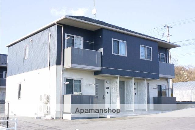 福島県二本松市、二本松駅徒歩25分の築9年 2階建の賃貸アパート