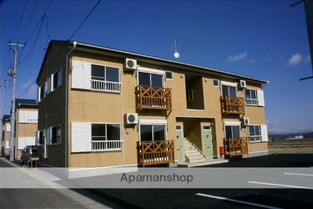 福島県安達郡大玉村、本宮駅徒歩54分の築7年 2階建の賃貸アパート