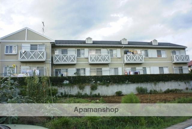 福島県二本松市、杉田駅徒歩13分の築24年 2階建の賃貸アパート