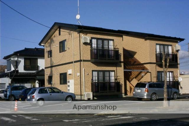 福島県二本松市、二本松駅徒歩10分の築8年 2階建の賃貸アパート