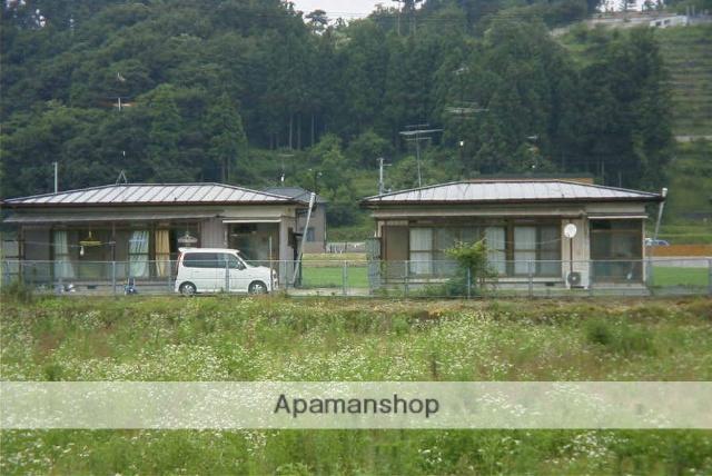 福島県二本松市、杉田駅徒歩10分の築38年 1階建の賃貸一戸建て