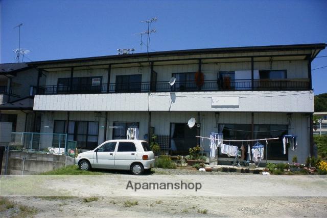 福島県二本松市、二本松駅徒歩15分の築31年 2階建の賃貸アパート