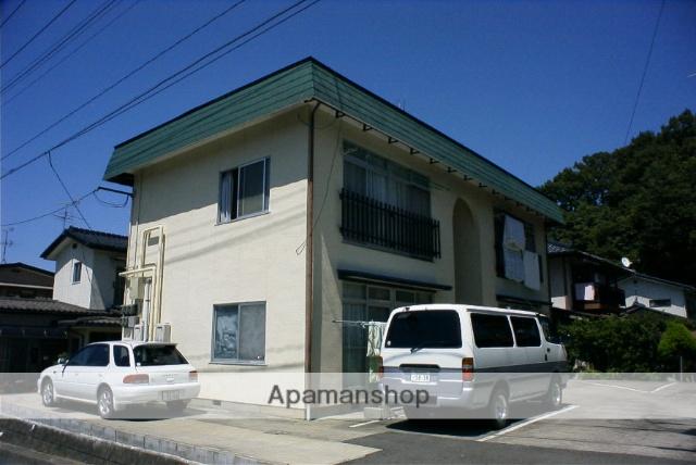 福島県二本松市、安達駅徒歩20分の築37年 2階建の賃貸アパート