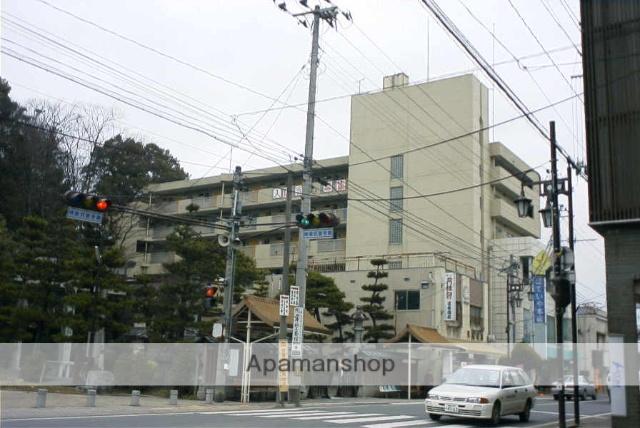 福島県二本松市、二本松駅徒歩2分の築33年 6階建の賃貸マンション