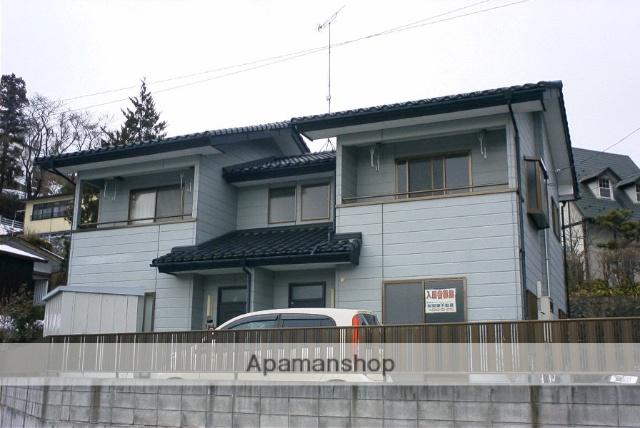 福島県二本松市、二本松駅徒歩10分の築19年 2階建の賃貸アパート