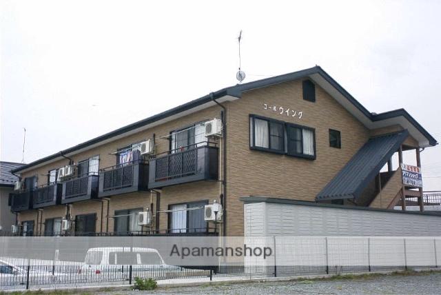福島県二本松市、二本松駅徒歩4分の築12年 2階建の賃貸アパート