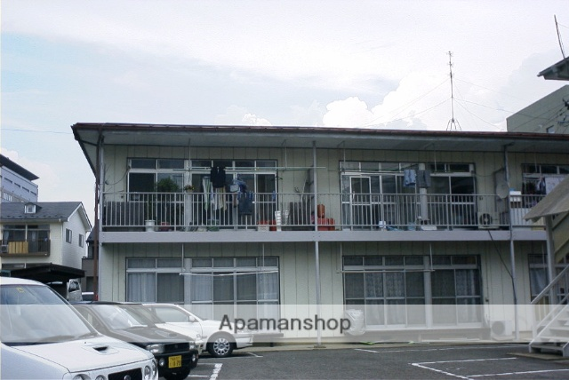 福島県二本松市、二本松駅徒歩12分の築31年 2階建の賃貸アパート