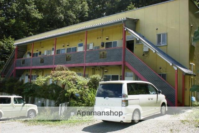 福島県二本松市、二本松駅徒歩35分の築24年 2階建の賃貸アパート