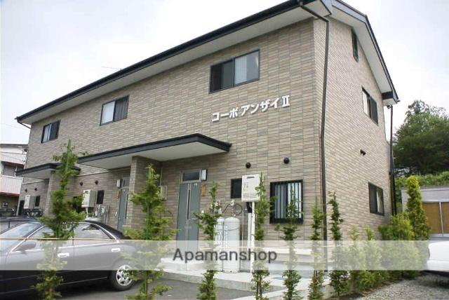 福島県二本松市、二本松駅徒歩15分の築14年 2階建の賃貸アパート