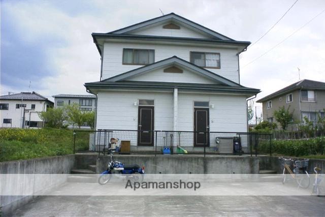 福島県二本松市、二本松駅徒歩13分の築24年 2階建の賃貸テラスハウス