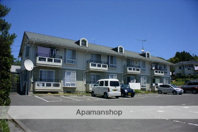 福島県二本松市、二本松駅徒歩15分の築24年 2階建の賃貸アパート