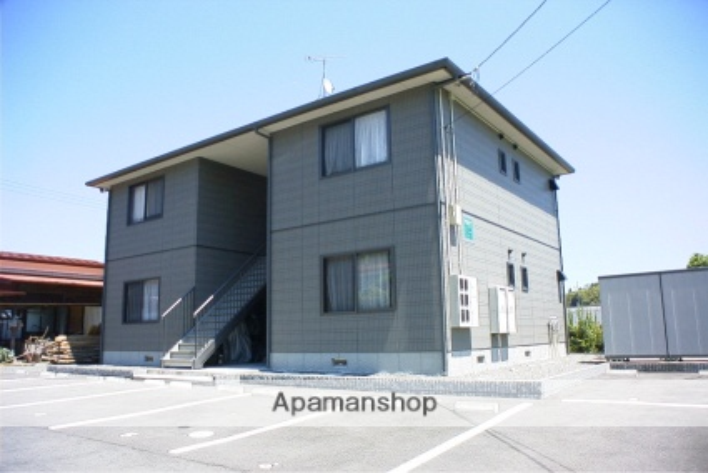 福島県二本松市、二本松駅徒歩25分の築16年 2階建の賃貸アパート