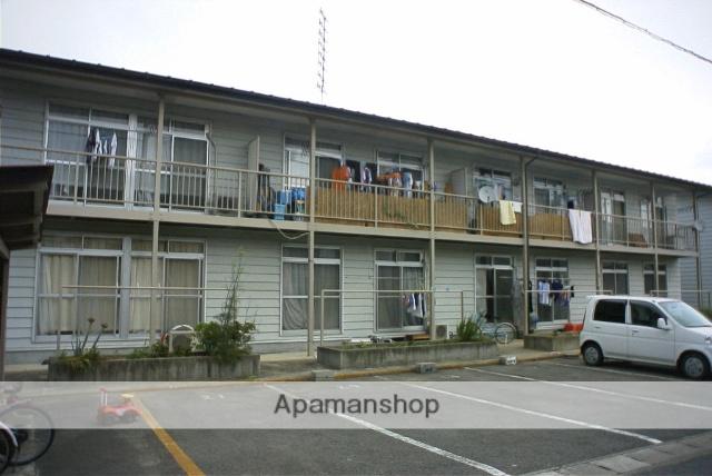 福島県二本松市、二本松駅徒歩11分の築31年 2階建の賃貸アパート