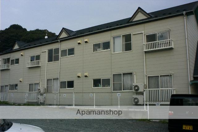 福島県二本松市、二本松駅徒歩14分の築21年 2階建の賃貸アパート