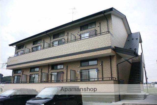 福島県二本松市、二本松駅徒歩12分の築12年 2階建の賃貸アパート