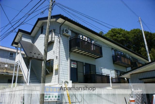 福島県二本松市、二本松駅徒歩15分の築18年 2階建の賃貸アパート