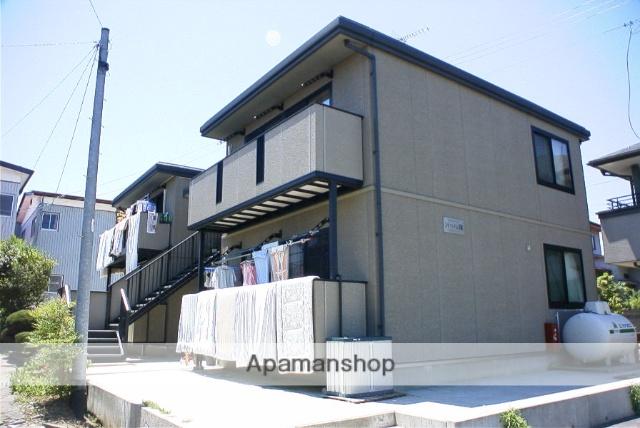 福島県二本松市、二本松駅徒歩15分の築16年 2階建の賃貸アパート