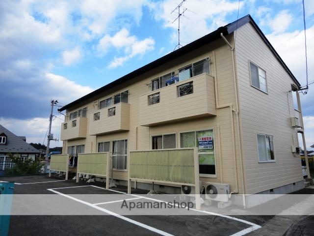 福島県二本松市、二本松駅徒歩15分の築23年 2階建の賃貸アパート