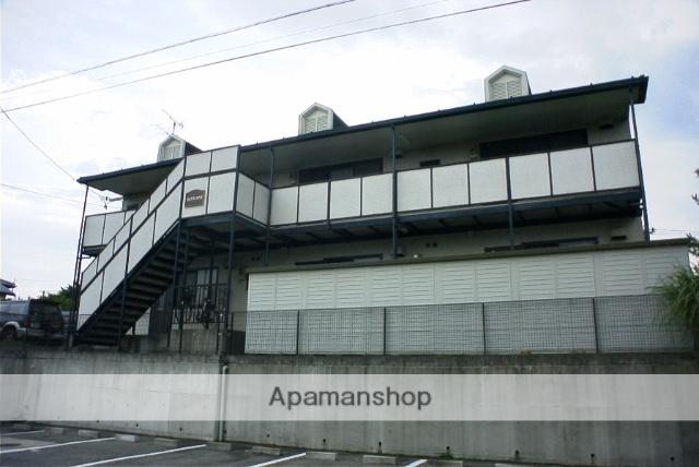 福島県二本松市、二本松駅徒歩14分の築20年 2階建の賃貸アパート
