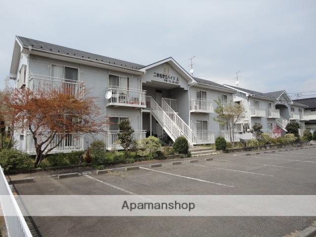 福島県二本松市、二本松駅徒歩15分の築22年 2階建の賃貸アパート