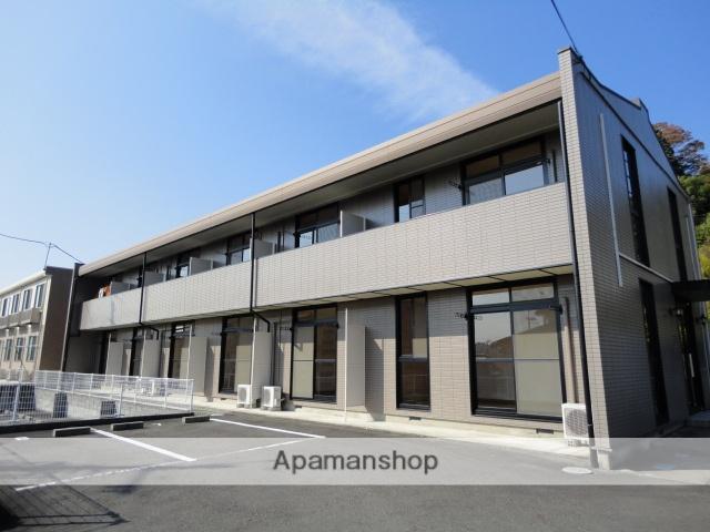 福島県二本松市、二本松駅徒歩40分の築19年 2階建の賃貸アパート