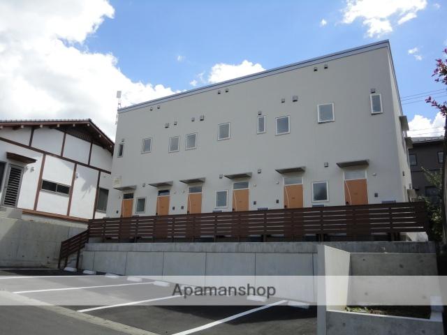福島県二本松市、二本松駅徒歩9分の築3年 2階建の賃貸アパート