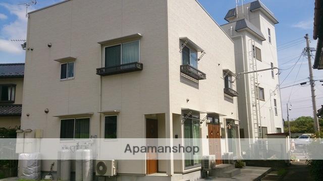 福島県二本松市、杉田駅徒歩3分の築5年 2階建の賃貸アパート