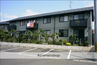 福島県福島市、岩代清水駅徒歩14分の築21年 2階建の賃貸アパート