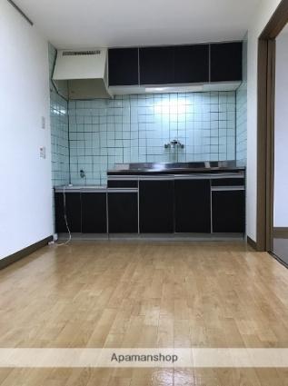 コート・フロリダB[3DK/51.16m2]のキッチン