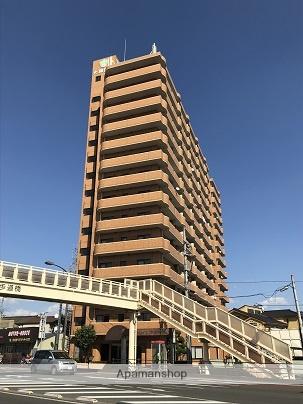 福島県福島市、福島駅徒歩20分の築25年 14階建の賃貸マンション