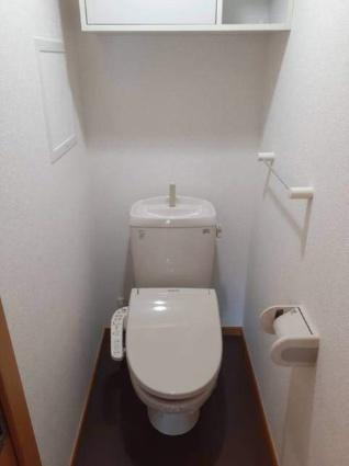 ブリーズタウン柏[2LDK/55.81m2]のトイレ