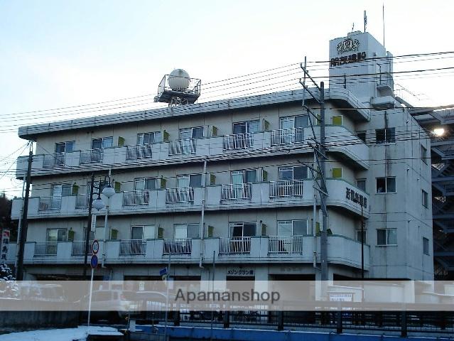 福島県福島市、南福島駅徒歩4分の築29年 4階建の賃貸マンション