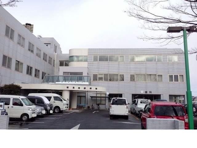 福島西部病院 2600m