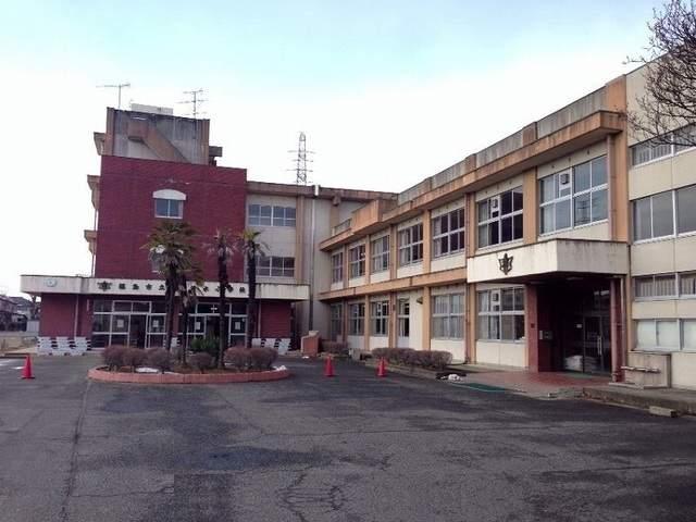 福島市立清水小学校 850m