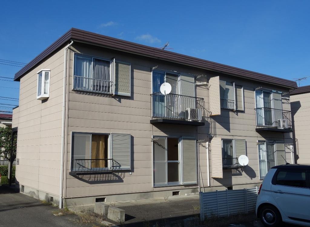 新着賃貸16:福島県福島市八木田字榎内の新着賃貸物件