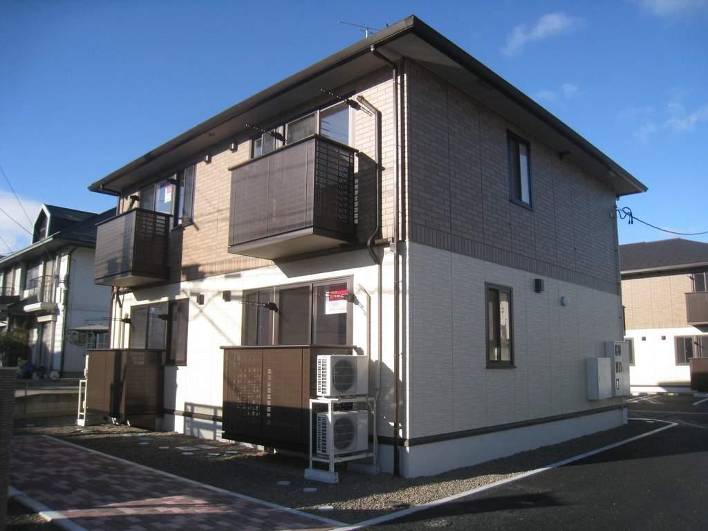 新着賃貸4:福島県福島市森合字丹波谷地前の新着賃貸物件