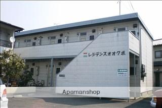 福島県福島市の築30年 2階建の賃貸アパート