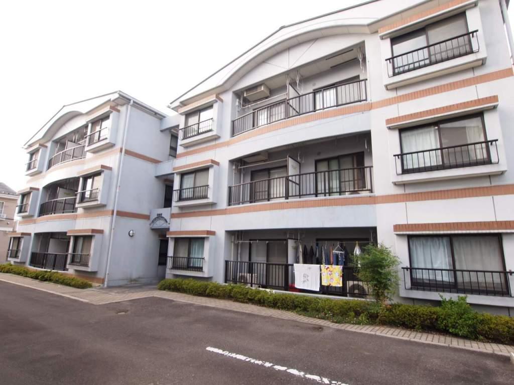 福島県郡山市の築19年 3階建の賃貸マンション