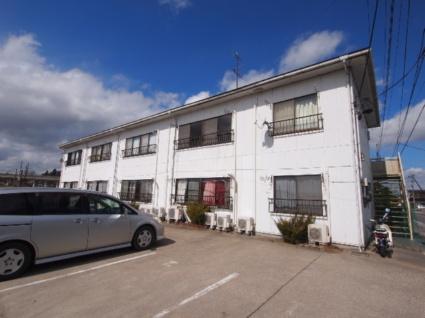 福島県郡山市、安積永盛駅徒歩20分の築32年 2階建の賃貸アパート