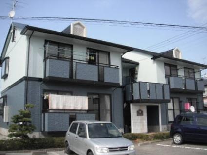 福島県郡山市の築22年 2階建の賃貸アパート