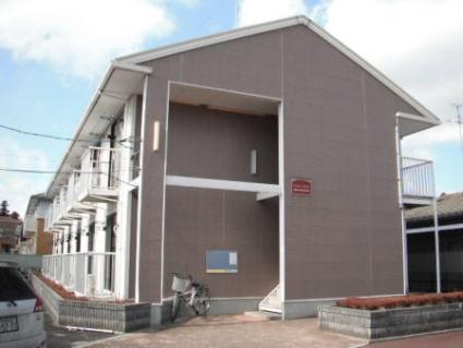 福島県郡山市の築28年 2階建の賃貸アパート