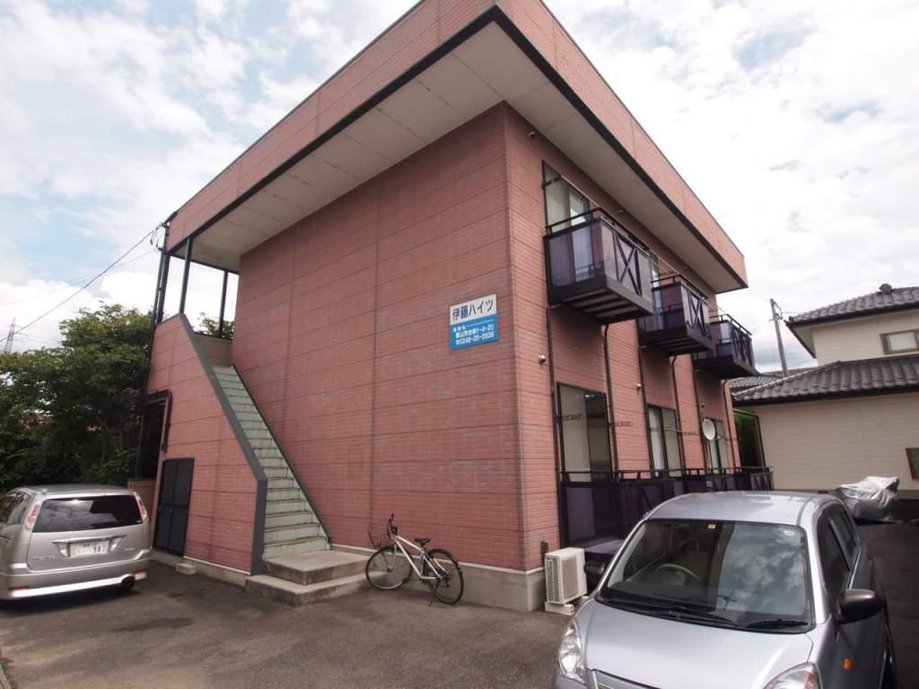 福島県郡山市、安積永盛駅徒歩15分の築19年 2階建の賃貸アパート