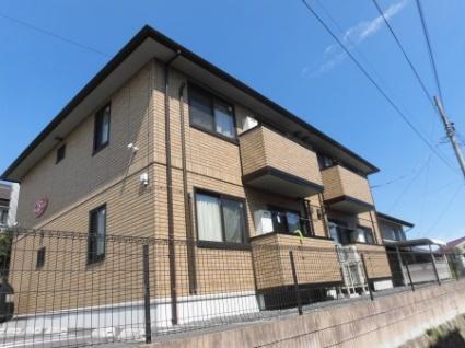 福島県郡山市の築5年 2階建の賃貸アパート