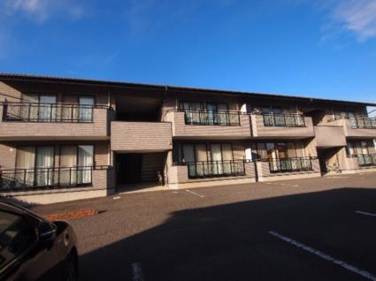 福島県郡山市、郡山駅徒歩25分の築15年 2階建の賃貸アパート