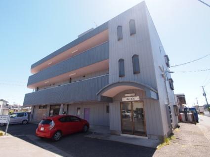 福島県郡山市、安積永盛駅徒歩19分の築27年 3階建の賃貸マンション