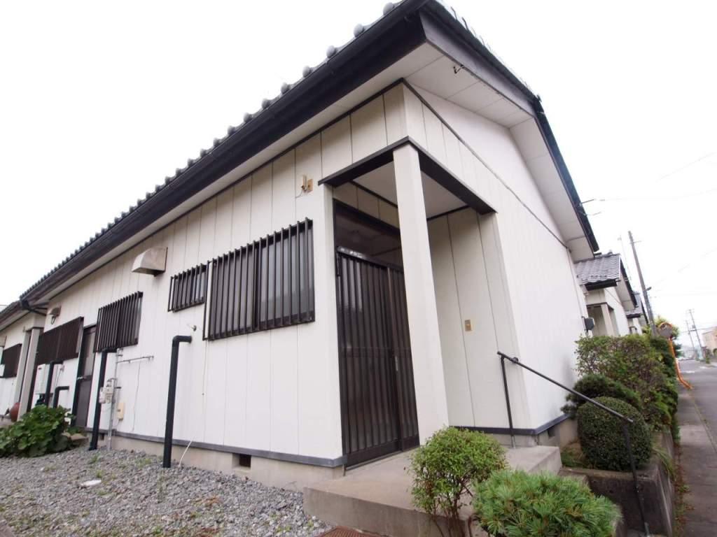 福島県郡山市の築42年 1階建の賃貸一戸建て