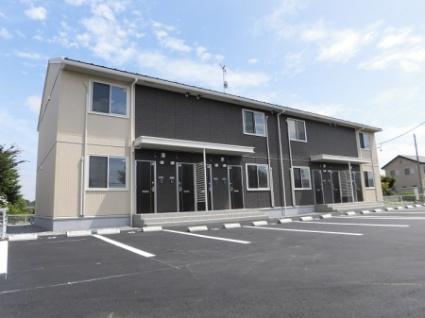 福島県西白河郡矢吹町の新築 2階建の賃貸アパート